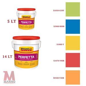 Brignola Perfetta Pittura Lavabile Per Interni Opaca Diversi Colori Disponibili Ebay