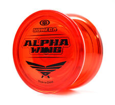 Yomega Red Alpha Wing Yo Yo