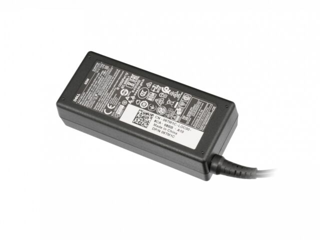 PA-2E original Dell chargeur 65 watts normal