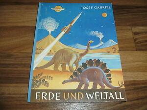 HERBA-SAMMELBILDERALBUM-ERDE-und-WELTALL