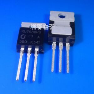 10pcs NCE8580 N-Channel Enhancement Mode Power MOSFET TO-220
