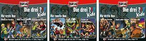 9-CDs-DIE-DREI-FRAGEZEICHEN-KIDS-FOLGE-1-9-BOX-1-3-SET-NEU-OVP