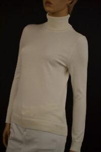 Lauren Ralph Lauren Cream Turtleneck Sweater XLarge NWT