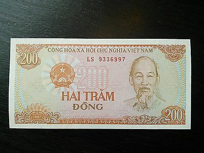 200 X5 Vietnam Dong 1000 Vietnamese 1000 Vnd Unc Banknote Currency Sequential Ebay