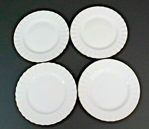set of 8 vintage Royal Albert Lavender Rose Bread and Butter plates 6