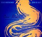 One River: Music For Sacred Movement [Digipak] * by John de Kadt/Benjy Wertheimer (CD, 2012, Equal Vision)