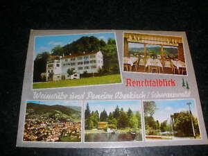 Oberkirch-Pension-Renchtalblick-innen-aussen-ca-70er-J-Besitzer-Franz-Baehr