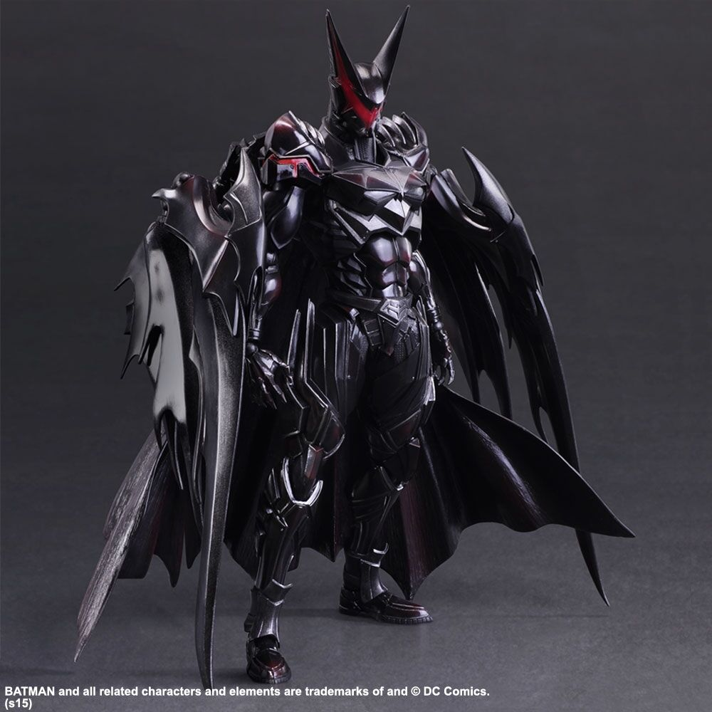 BAThomme NO. 01 DC COMICS VARIANT Square Enix Figure Play  Arts Tetsuya Nomura nouveau  le plus en vogue