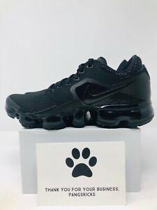 Nike-Air-VaporMax-039-Triple-Black-039-AH9045-002-Women-039-s-Size-5-12
