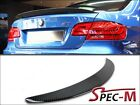 Real Performance Type Carbon Fiber Trunk Lip Spoiler 2007+ 328i 335i M3 Coupe