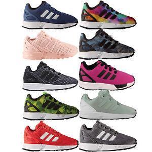 Details zu adidas Originals ZX Flux Kleinkind Schuhe Sneaker Turnschuhe Freizeitschuhe NEU