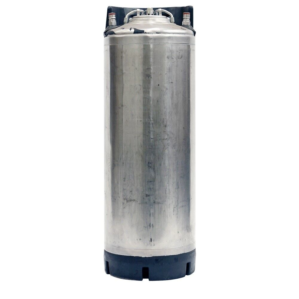 5 Gallon Ball Lock Keg Reconditioned - Homebrew Beer & Cold Brew - Free Shipping 2