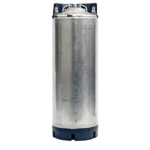 5-Gallon-Ball-Lock-Keg-Reconditioned-Homebrew-Beer-amp-Cold-Brew-Free-Shipping