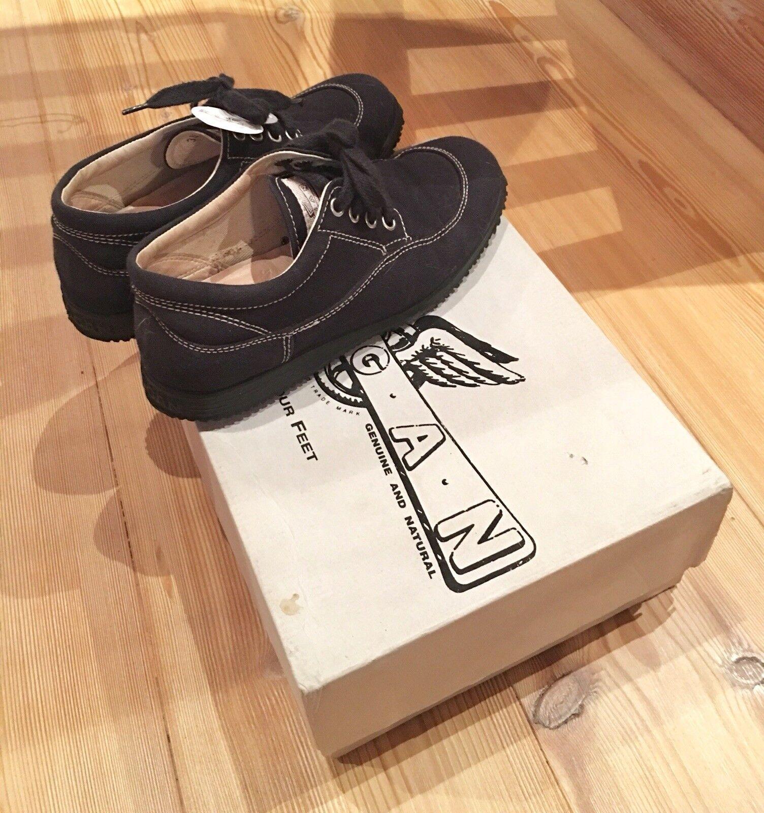 scarpe hogan donna tela blu n. 35