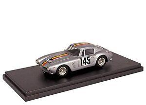 Modèle sur mesure 1/43 1961 Ferrari 250 Swb # 145 Tour De France