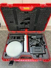 Leica Gs09 Gnss Receiver Amp Cs09 Controller Rtk Kit Glonass Gps Bluetooth