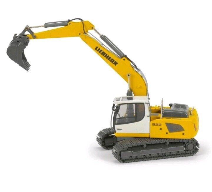 últimos estilos Liebherr R922 Excavadora Excavadora Excavadora Diecast, 1 50, Conrad  selección larga