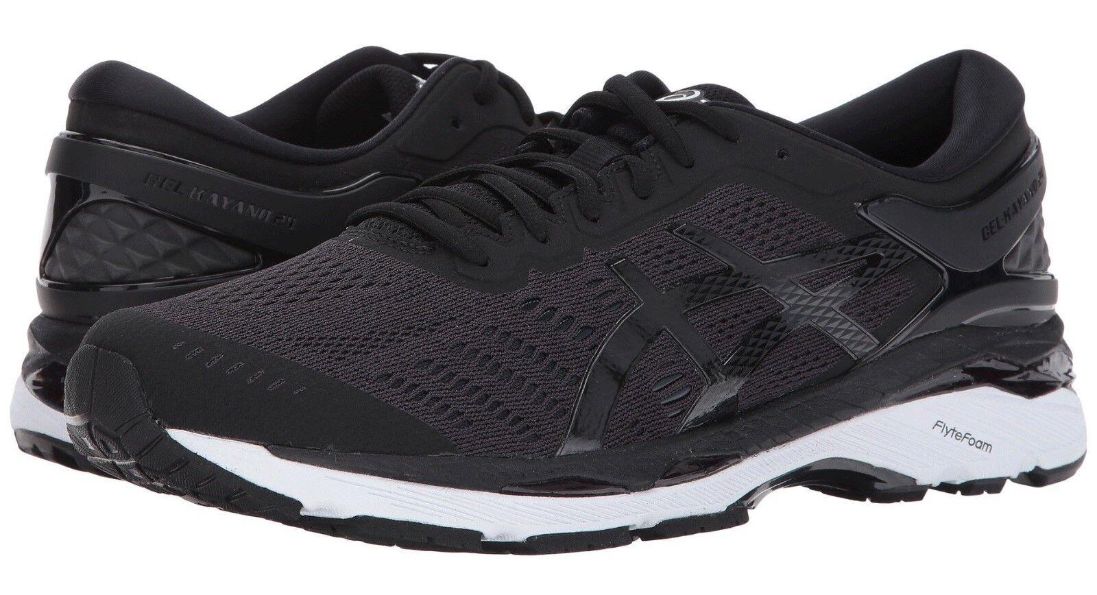 Nuova Uomo asic gel-kayano scarpe 24 corsa / formazione scarpe gel-kayano - 8,5 / 160 - nero ba5ad8