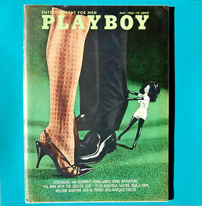 Playboy-May-1965-Very-Fine-Est-8-0-Playmate-Maria-McBane-Femlin-Cover