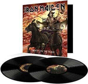 Iron-Maiden-Death-On-The-Road-New-Vinyl-LP-UK-Import
