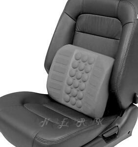 Car Van seat lumbar lumber back support cushion ERGONOMIC office ...