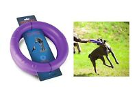 Puller Universal Training Tool Toy For Dog - Soft Flexible - Set Of 2 Rings