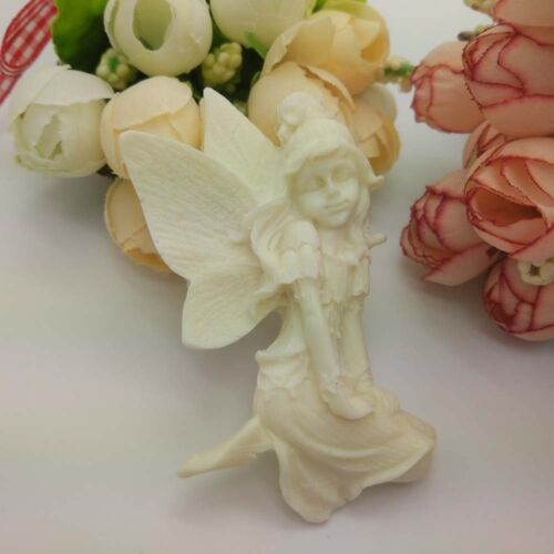Angel Girl 3D Silicone Mold Baby Cake Decor Chocolate Candy Fondant Moulds Tool