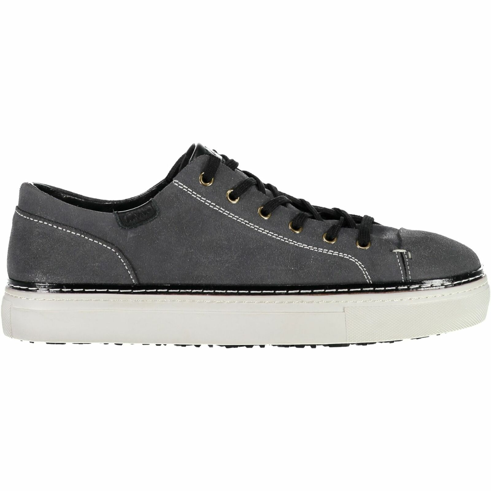 CMP Sneaker LIBERTAS LIFESTYLE SHOE grey Unifarben Wildleder atmungsaktive Sohle