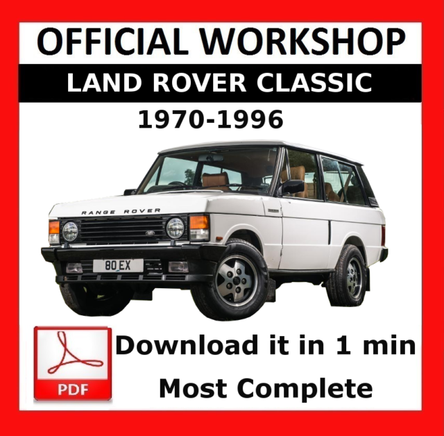 discovery 1 owners manual