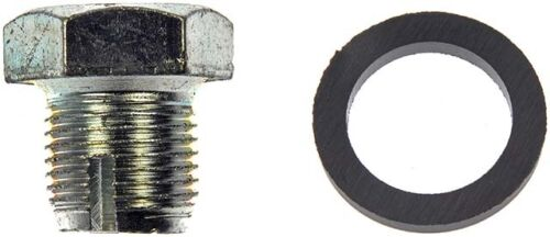 Oil Drain Plug Oversize 1//2-20 D.O. Head Size 3//4 In Dorman 65206