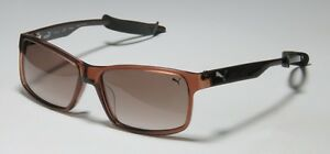 NEW PUMA 15157 PHEASANT 100% UV/UVB PROTECTION CONTEMPORARY SUNGLASSES/SUNNIES !