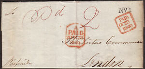 1840-PRE-STAMP-ENTIRE-SKIBBEREEN-IRELAND-TO-DOCTORS-COMMONS-LONDON