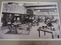 1926 Ford Model T Showroom Display 12 X 18 Photo Picture