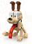 Garfield Odie LOZ BLOCK Mini Building Block Nanoblock iBlock a F01