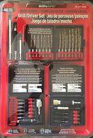 Ni Bonaire 46 Piece Quick-connect Drill / Driver Set 962684