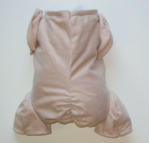 """Doe Suede Body for 22-24/"""" Dolls Full Jointed Arms 3//4 Jointed Legs #700"""