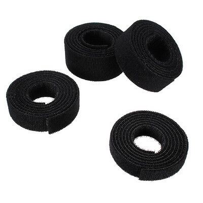 Nylon Cable Zip Ties Wire Strap Wrap Reusable Roll Loop Fastener Cords