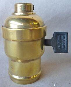 Image Is Loading Lamp Socket 034 Arrow E 034 Edison Fat