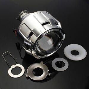 Motor-Bi-Xenon-Hid-Proyector-Angulo-Ojos-Halo-Lente-Faro-Delantero-2-5-Pulgada