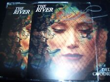 Delta Goodrem The River / You & You Alone (Signed Card) CD Single - NEW
