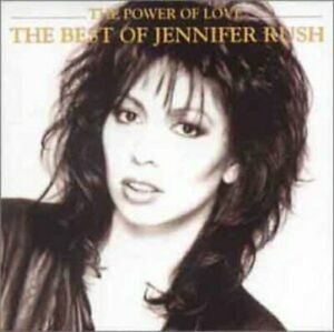 Jennifer-Rush-Il-potere-dell-039-amore-BEST-OF-CD-NUOVO