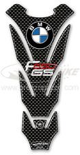 PEGATINA ADHESIVO 3D RESINA CARBONO PROTECTOR DE DEPÓSITO MOTO BMW F 650 F650 GS