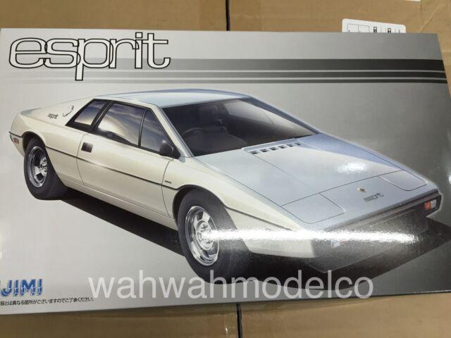 1//24 Rial Sports Car Series No.72 Lotus Esprit S1