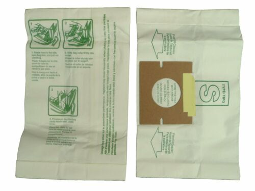 9 in a pack 1 X Hoover Type S Envirocare Brand Allergen Microlined Vacuum Bags