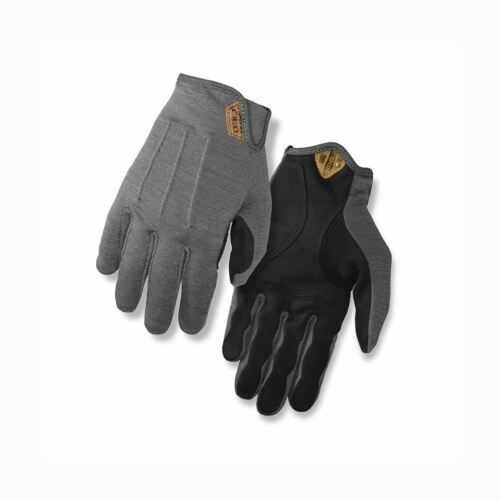 Giro D'WOOL MOUNTAINGRAVEL CYCLING GLOVES 2017 BLACK L
