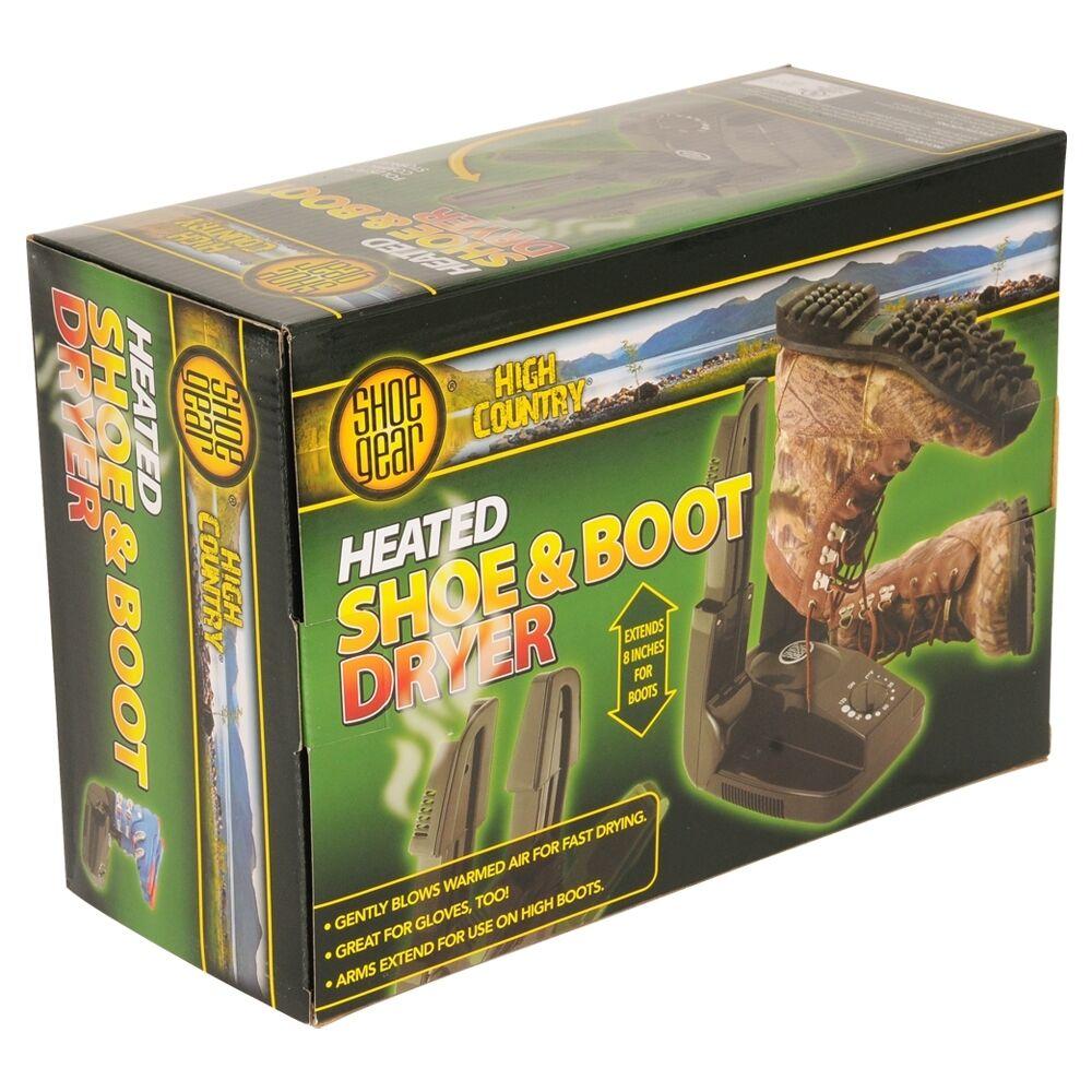 High country Zapato Zapatos y secador de botas Gear climatizada