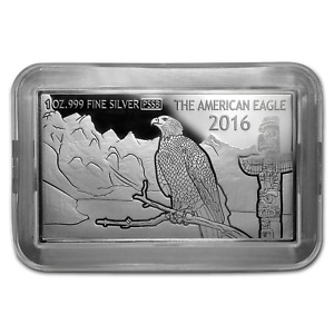 2016 Fiji 1 oz Silver 30th Anniv of the American Silver Eagle - SKU #117475