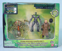 Ben 10 Alien Swarm Movie Set 1 Alien Queen Nanomech Validus Misb (a)