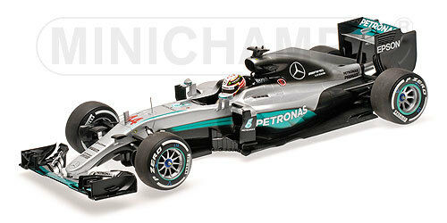 Minichamps 110160044 - MERCEDES AMG PETRONAS F1 TEAM  Hamilton 2016  1 18