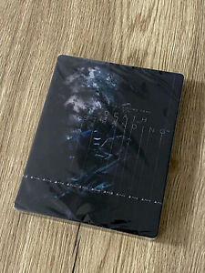 Jeu PS4 Death Stranding Édition Collector Steelbook (neuf sous blister)
